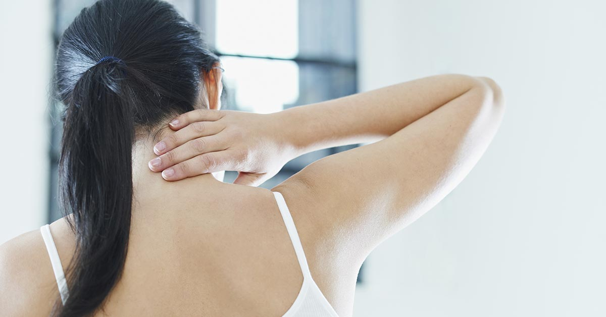 Pinole chiropractic neck pain treatment