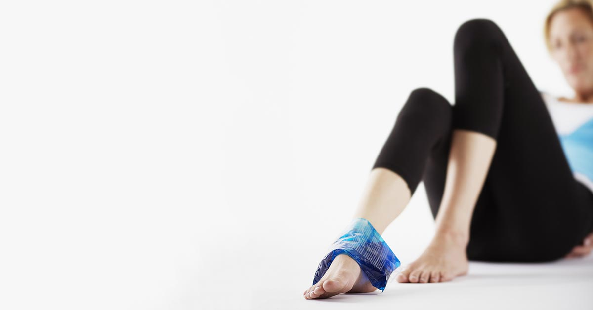 Pinole natural ankle sprain treatment
